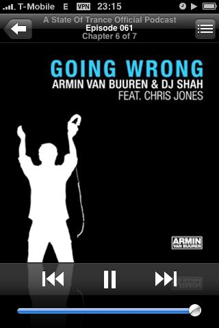 Going wrong?