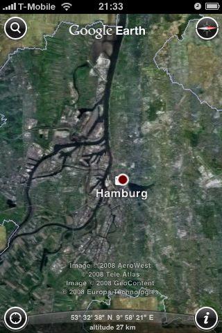 Hamburg 90 Grad