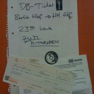DB-Ticket