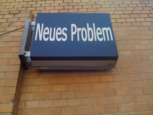 Neues Problem