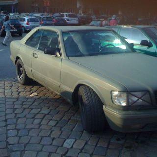 Böser Benz