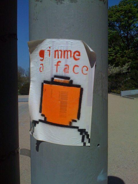 gimme a face
