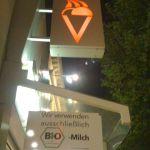 Bio-Milch-Eis