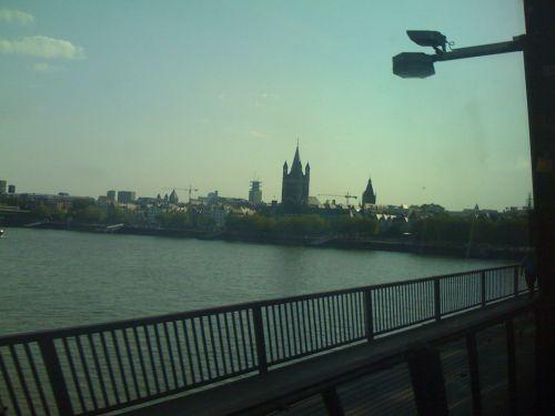 Tschüss Köln