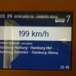 199 km/h