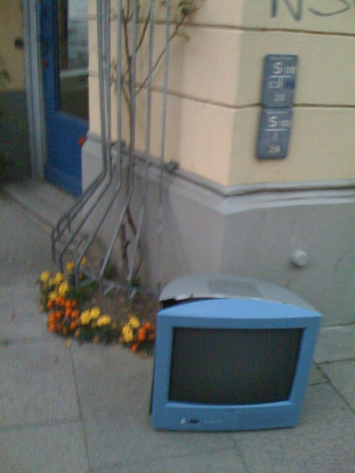 TV is out