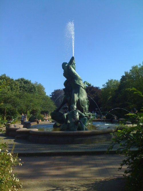 Stuhlmann Brunnen