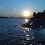 Sunset Strandperle
