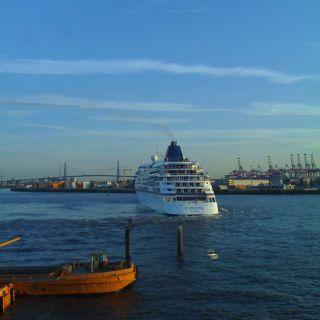 Europa Hafenrundfahrt