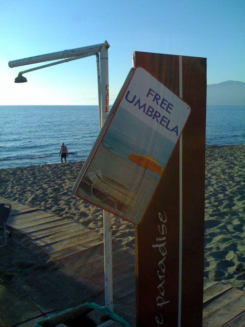 Free Umbrela