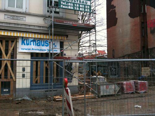 Kurhaus closed
