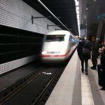 ICE 706 Bound to Hamburg