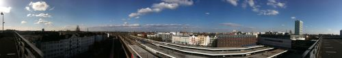 Cityscape Hamburg