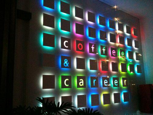 Coffee and Career