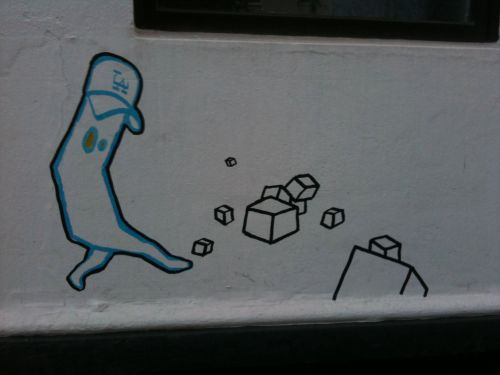 Kick the box