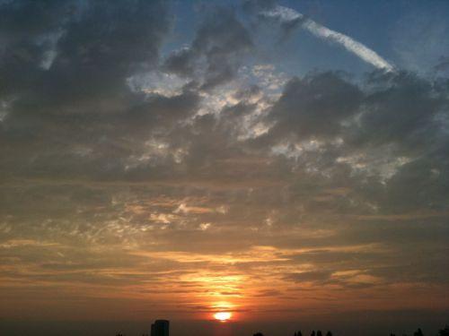 Sunset Ottensen