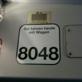 Wagen 8048