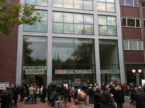 Altonaer Museum bleibt!