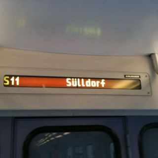 S11 Sülldorf