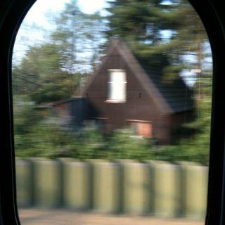 Bound for Hamburg