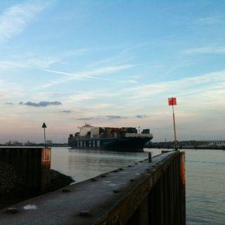 Mühlenberger Hafen