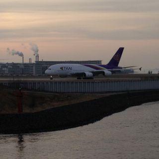 A380 Thai
