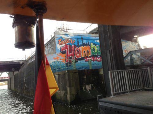 Welcome to Hamburg