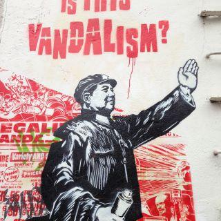 Is this Vandalism?