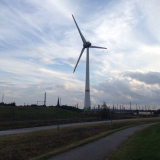 Windpark Altenwerder