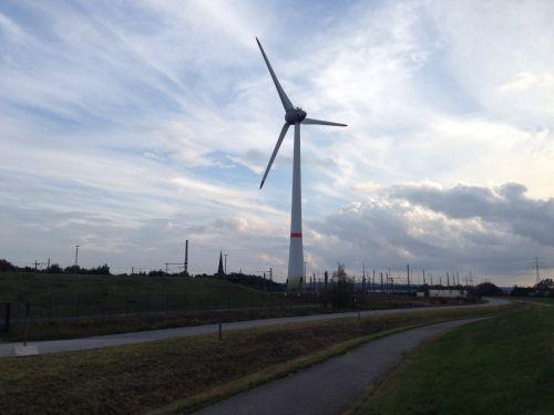 Windpark Altenwerder