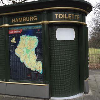 Hamburg Toilette
