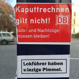 Lokführer…