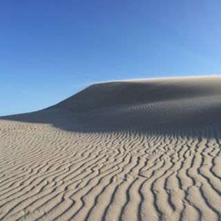 Sand – Wind – Sonne