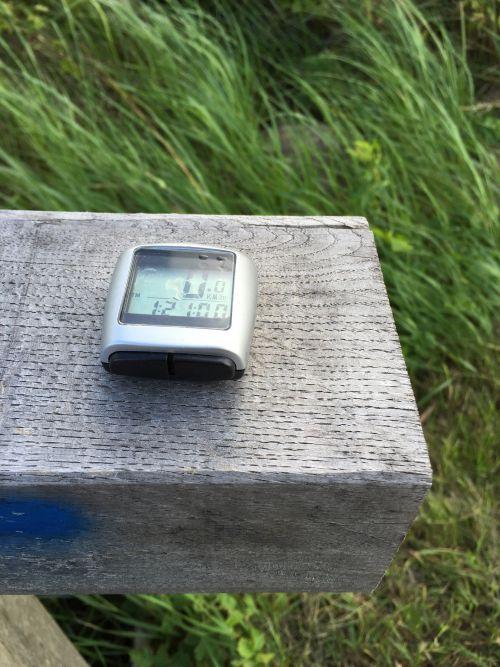Lost Speedometer