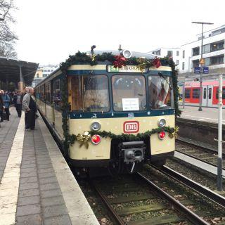BR 470 – Weihnachtszug
