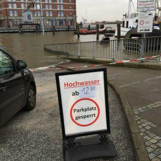 Hochwasser 1230
