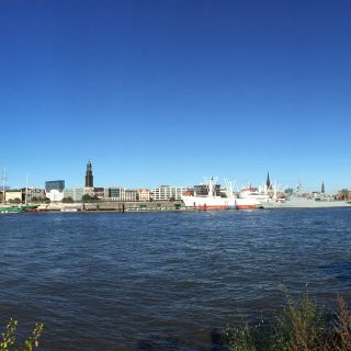 Hafenpanorama