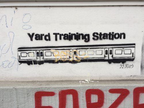 Yard Training Station