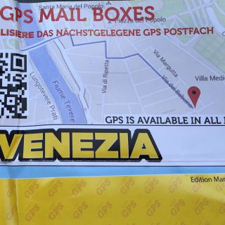 GPS is available in all Italy