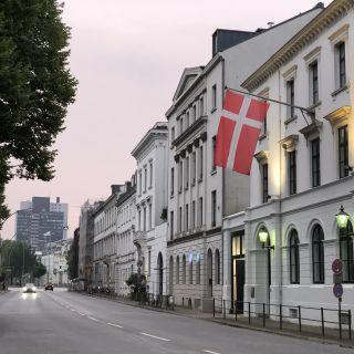 Altona zurück an Dänemark!