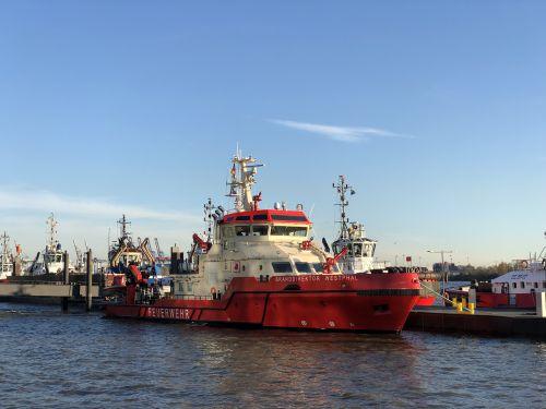 Löschboot Westphal
