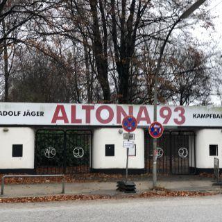 Adolf Jäger Kampfbahn