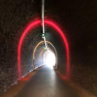 Tunnel Via Rhona