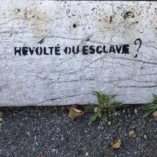 Revolté ou Esclave?