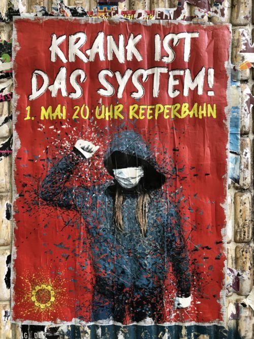 Krank ist das System