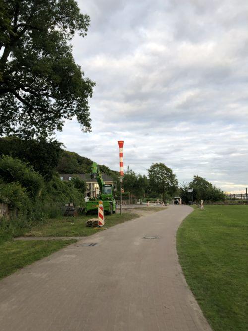 Oberfeuer Mühlenberg