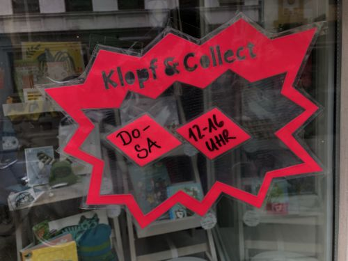 Klopf & Collect